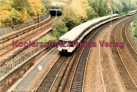 Hamburg - S-Bahn - Nahe Berliner Tor - S11