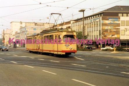 Darmstadt Straßenbahn - Langer Ludwig - Linie 9 Wagen Nr. 94
