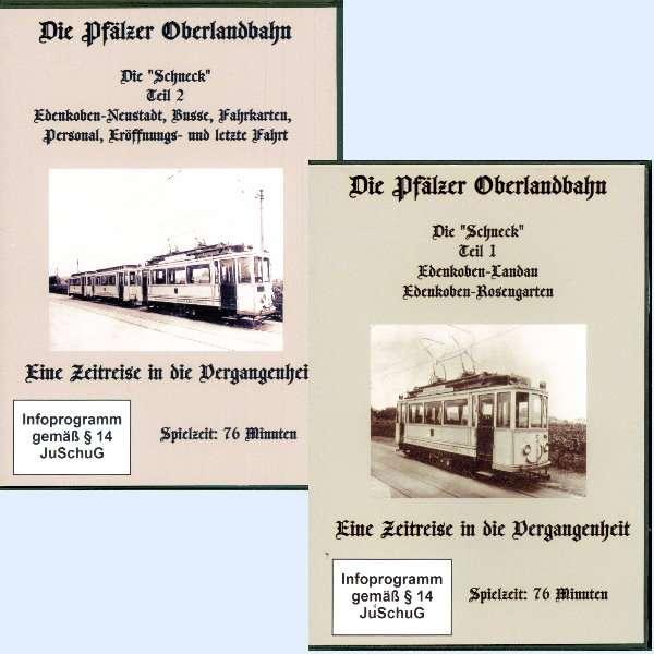 """Bundle 3 - 2 DVDs von der """"Schneck"""""""