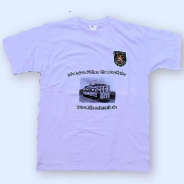 T-Shirt 100 Jahre Pfälzer Oberlandbahn