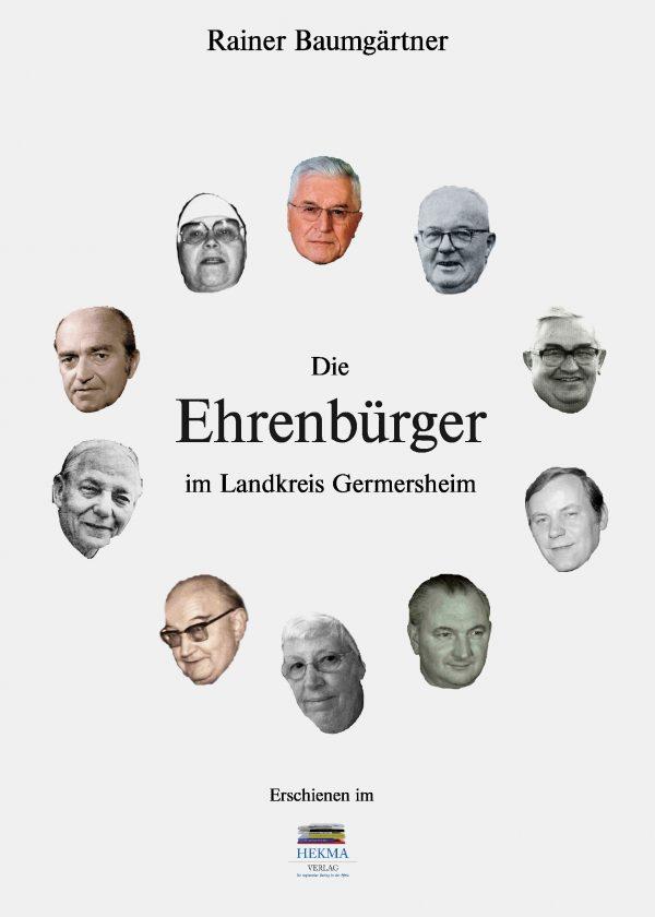 Die Ehrenbürger im Landkreis Germersheim