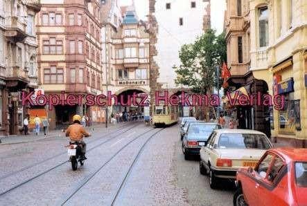 Freiburg Straßenbahn - Linie 2 - Wagen Nr. 110 - Bild 3