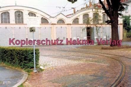 Freiburg Straßenbahn - Depot