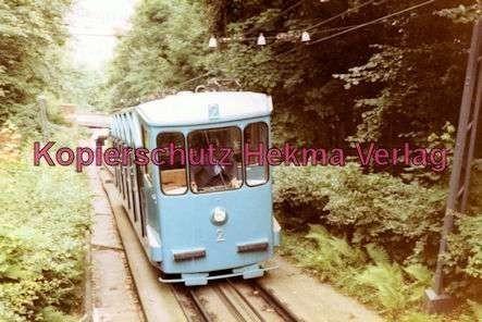 Heidelberg Bergbahn - Wagen Nr. 2