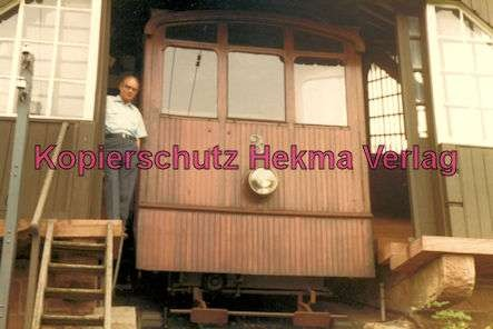 Heidelberg Bergbahn - Wagen Nr. 3
