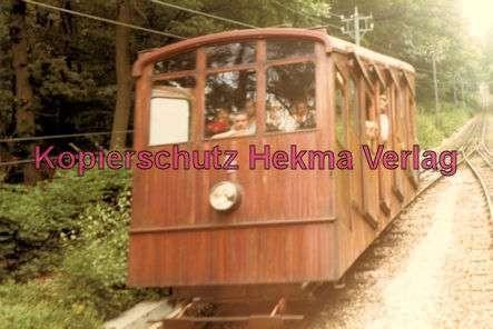 Heidelberg Bergbahn - Wagen Nr. 4