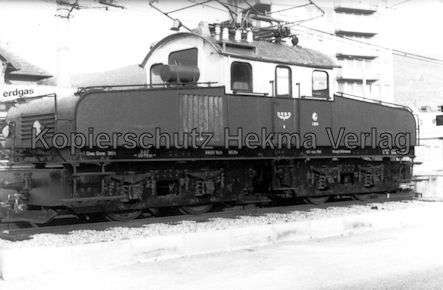 Karlsruhe Albtalbahn - Ettlingen Stadtbahnhof - E-Lok - Bild 2
