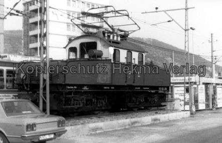 Karlsruhe Albtalbahn - Ettlingen Stadtbahnhof - E-Lok - Bild 3