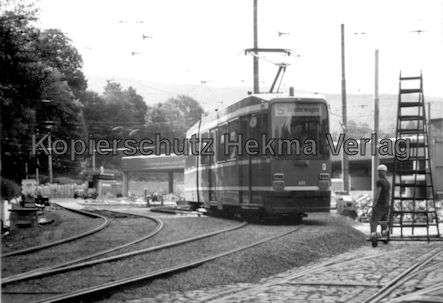 Kassel Straßenbahn - Depot Wilhelmshöhe - Sonderwagen Nr. 401 - Bild 2