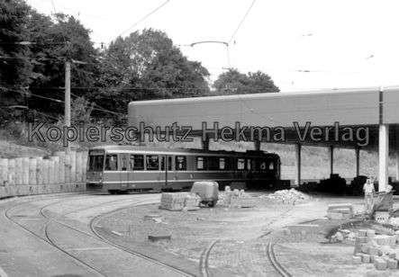 Kassel Straßenbahn - Depot Wilhelmshöhe - Sonderwagen Nr. 402 - Bild 2