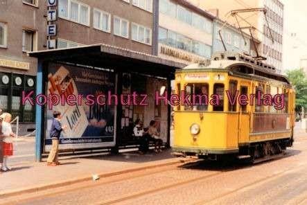 Kassel Straßenbahn - Linie 1 - Wagen Nr. 144 - Bild 1