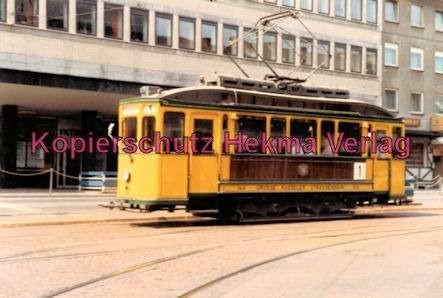 Kassel Straßenbahn - Linie 1 - Wagen Nr. 144 - Bild 2