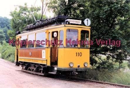 Kassel Straßenbahn - Linie 1 - Sonderwagen Nr. 110 - Bild 3