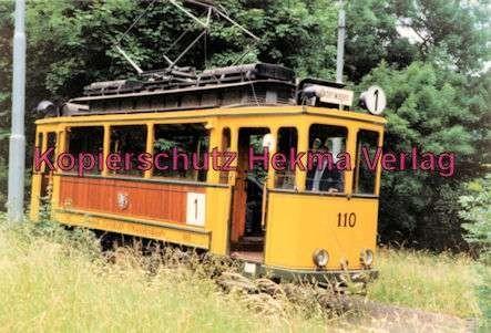 Kassel Straßenbahn - Linie 1 - Sonderwagen Nr. 110 - Bild 4