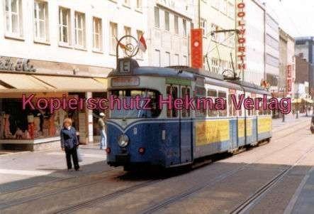 Kassel Straßenbahn - Linie E - Wagen Nr. 306