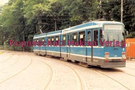 Kassel Straßenbahn - Sonderwagen Nr. 401