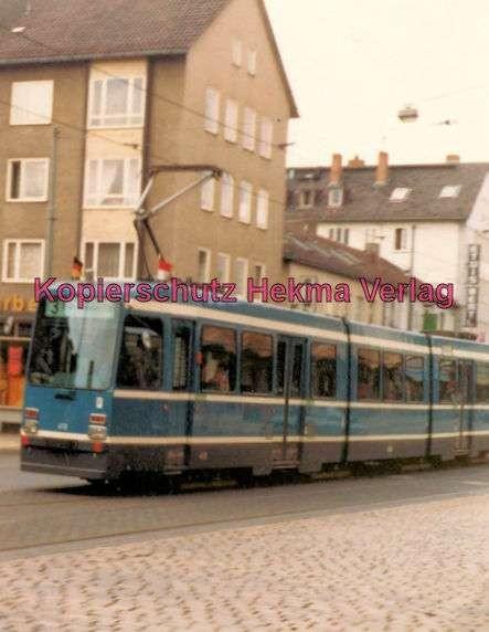 Kassel Straßenbahn - Linie 3 - Wagen