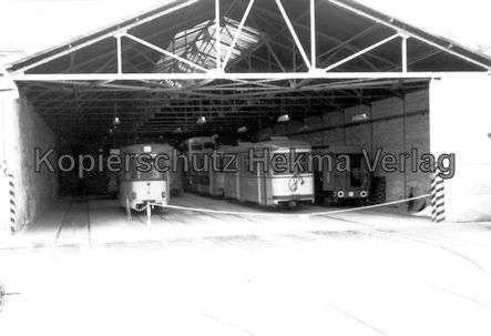 Krefeld Straßenbahn - Hauptdepot - 2
