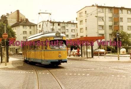 Mainz Straßenbahn - Linie 11 - Wagen Nr. 251 - Bild 2