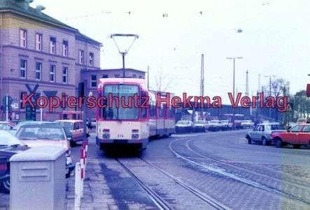 Mainz Straßenbahn - Linie 11 Wagen Nr. 274 - Bild 1