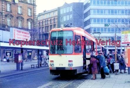 Mainz Straßenbahn - Linie 11 Wagen Nr. 274 - Bild 2