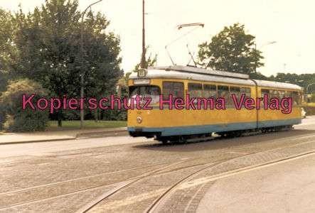 Mainz Straßenbahn - Linie 11 - Wagen Nr. 251 - Bild 1