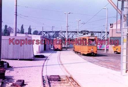 Mannheim Straßenbahn - Depot Lutzenberg - 2