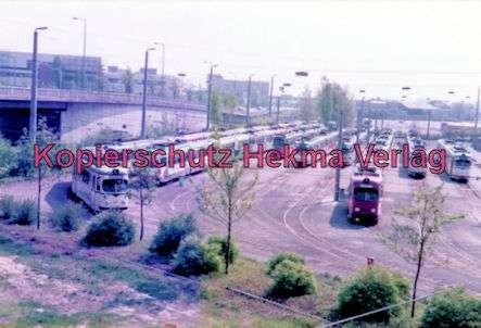 Mannheim Straßenbahn - Depot Lutzenberg - 4