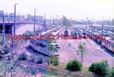 Mannheim Straßenbahn - Depot Lutzenberg - 6