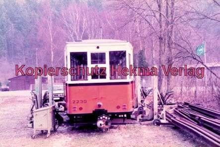 Schönau Museum - Wagen Nr. 2230 - 1