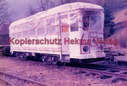 Schönau Museum - Wagen in der Restaurierung