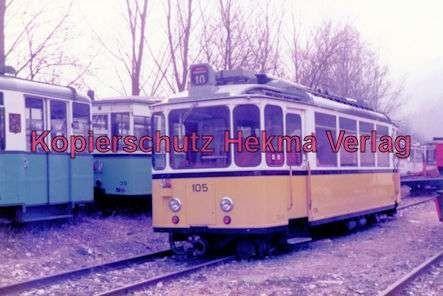 Schönau Museum - Wagen Nr. 105