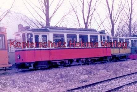 Schönau Museum - Triebwagen Nr. 2020