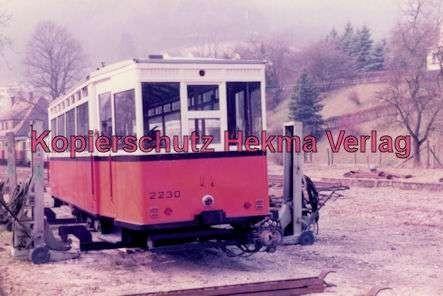 Schönau Museum - Beiwagen Nr. 2230