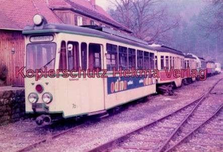 Schönau Museum - Wagen Nr. 70