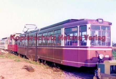 Schönberger Strand - Museumsbahnhof - Wagen Nr. 433