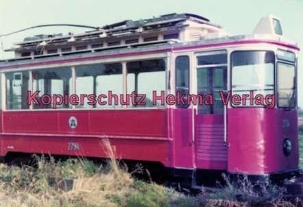 Schönberger Strand - Museumsbahnhof - Wagen Nr. 2734