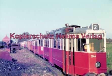 Schönberger Strand - Museumsbahnhof - Wagen Nr. 3644 - Bild 1