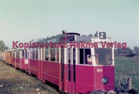 Schönberger Strand - Museumsbahnhof - Wagen Nr. 3644 - Bild 2