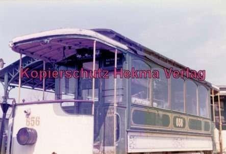 Schönberger Strand - Museumsbahnhof - Wagen Nr. 656