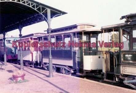 Schönberger Strand - Museumsbahnhof - Mehrere Museumswagen - Bild 1