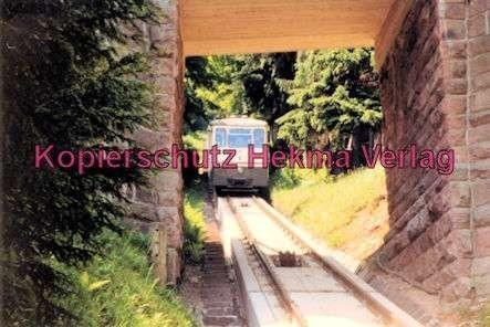 Wildbad Sommerbergbahn - Wagen Nr. 1