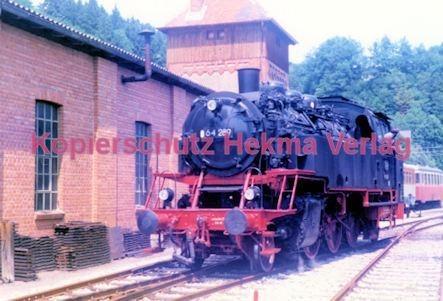 Birkenfeld (Nahe) Eisenbahn -Lok Nr. 64 289 - Bild 3