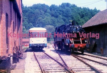 Birkenfeld (Nahe) Eisenbahn -Lok Nr. 64 289 - Bild 4