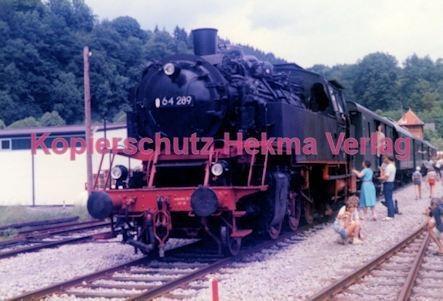 Birkenfeld (Nahe) Eisenbahn -Lok Nr. 64 289 - Bild 5