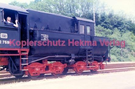Birkenfeld (Nahe) Eisenbahn -Lok Nr. 52 7596 - Bild 3