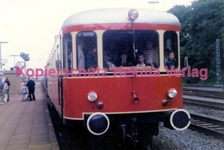 Birkenfeld (Nahe) Eisenbahn -Schienenbus