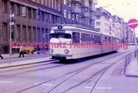 Köln Straßenbahn - Hansaring/Friesenplatz - Linie 5 Wagen Nr. 3773