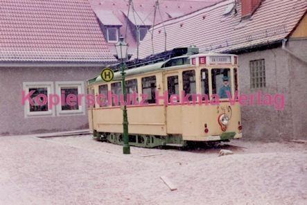 Darmstadt Straßenbahn - Darmstadt-Wixhausen - Kindergarten - Tw 71 - Bild 5