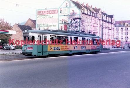 Heidelberg Straßenbahn Linie 2 Wagen Hekma Verlag Maikammer
